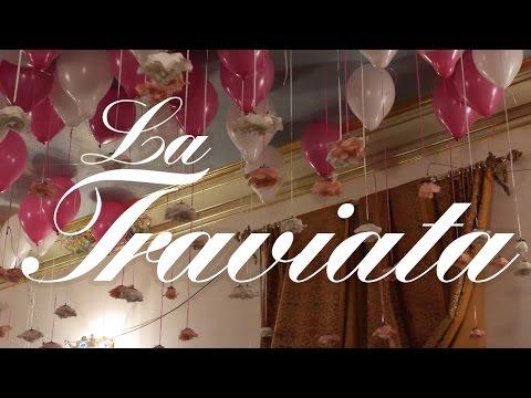 La Traviata – ein Salon, ein Karnevalsball und die Oper