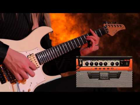 Roland GA-212 and GA-112 Guitar Amplifier Overview