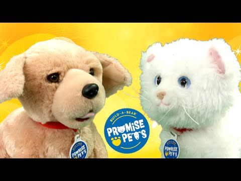 Build A Bear Workshop Promise Pets By Build A Bear