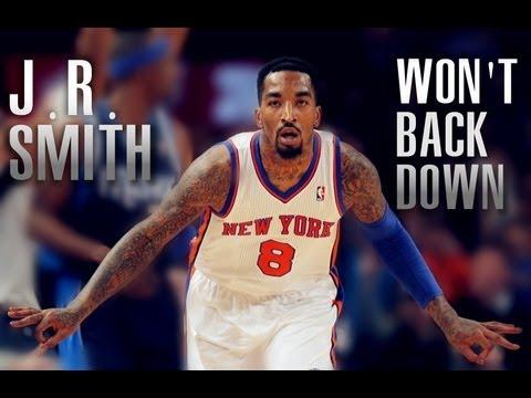 J.R.Smith Knicks mix - Won't Back Down [HD]