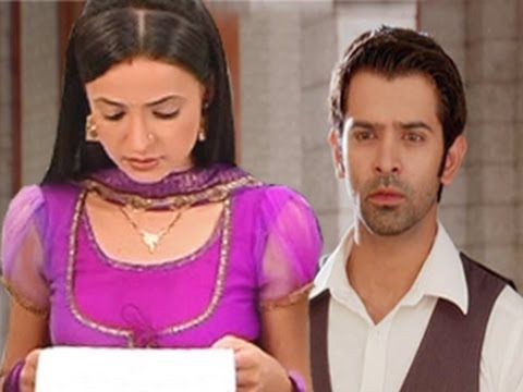 Arnav's NOTE for Khushi in Iss Pyaar Ko Kya Naam Doon 21st June 2012