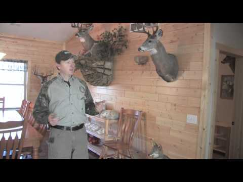 Buffalo County Outfitters Lodge Tour