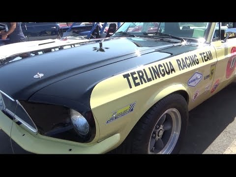 1967 Mustang Trans Am Champion Jerry Titus Tribute at Russo and Steele 2017  Mustang Connection