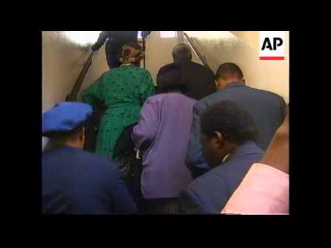 ZIMBABWE: FORMER PRESIDENT CAANAN BANANA TRIAL UPDATE
