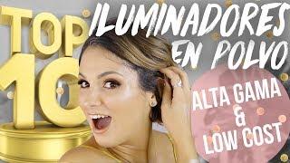 TOP 10 ILUMINADORES | Low cost + Alta gama