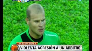 Visión 7: Violenta agresión contra un árbitro