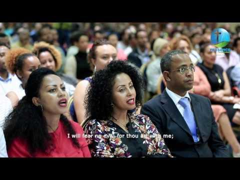 Presence Tv Channel ( Qatar DOHA Harvesting Movement ) May 6,2017 With Prophet Suraphel Demissie