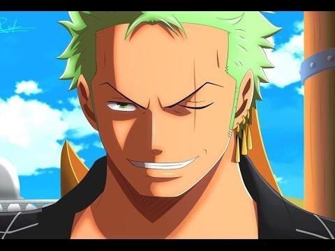 Roronoa Zoro AMV - One Piece - [Bitter End]