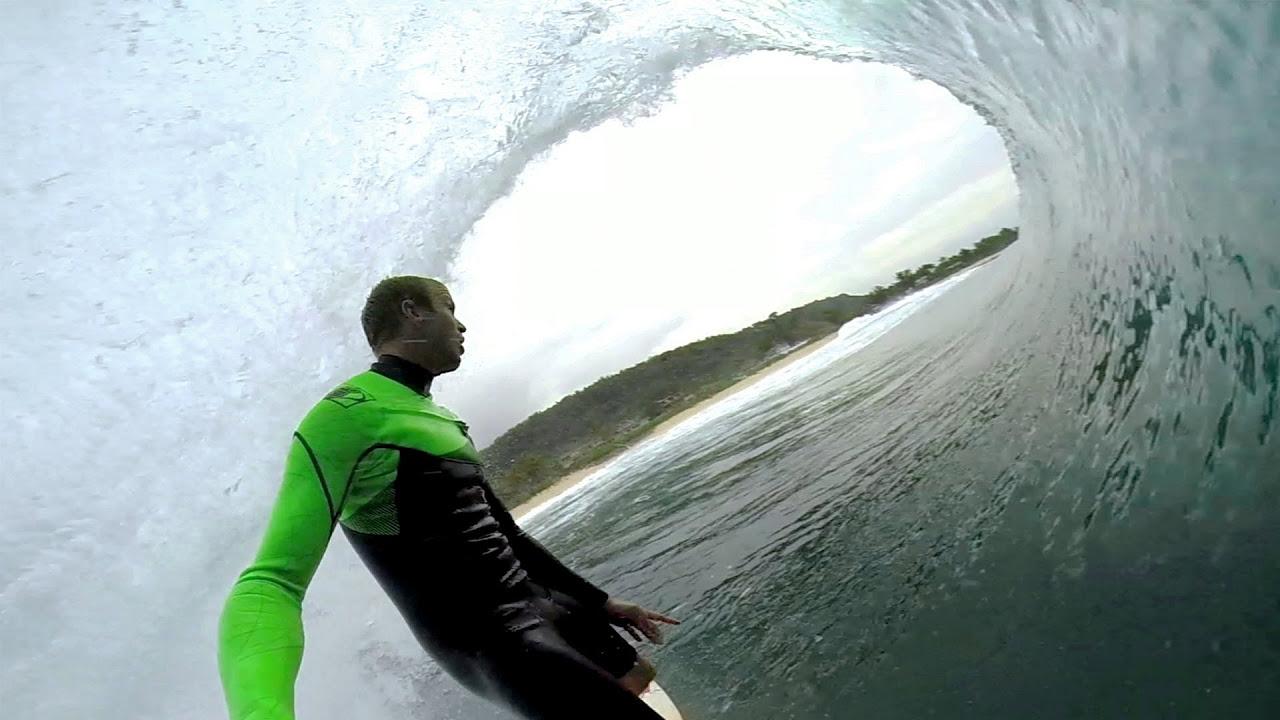 Okyanusta Surf