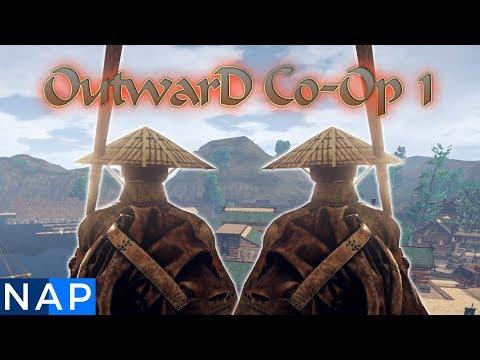 OUTWARD Coop Gameplay Part 1 (w/SeriousCreeper)