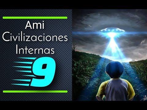 Ami 3: Civilizaciones Internas Enrique Barrios | Capítulo 9  SHAMBALÁ