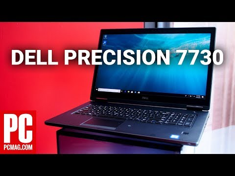 Dell Precision 7730 17 inch – Laptop Video Reviews