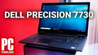 Dell Precision 7730 Review