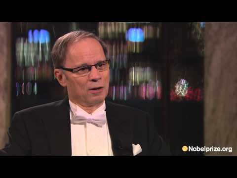 Nobel Banquet 2014 - Interview Jean Tirole