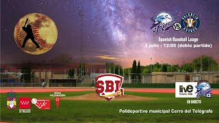 CBS Rivas - Astros Valencia - SBL (Partido 1 de 2)