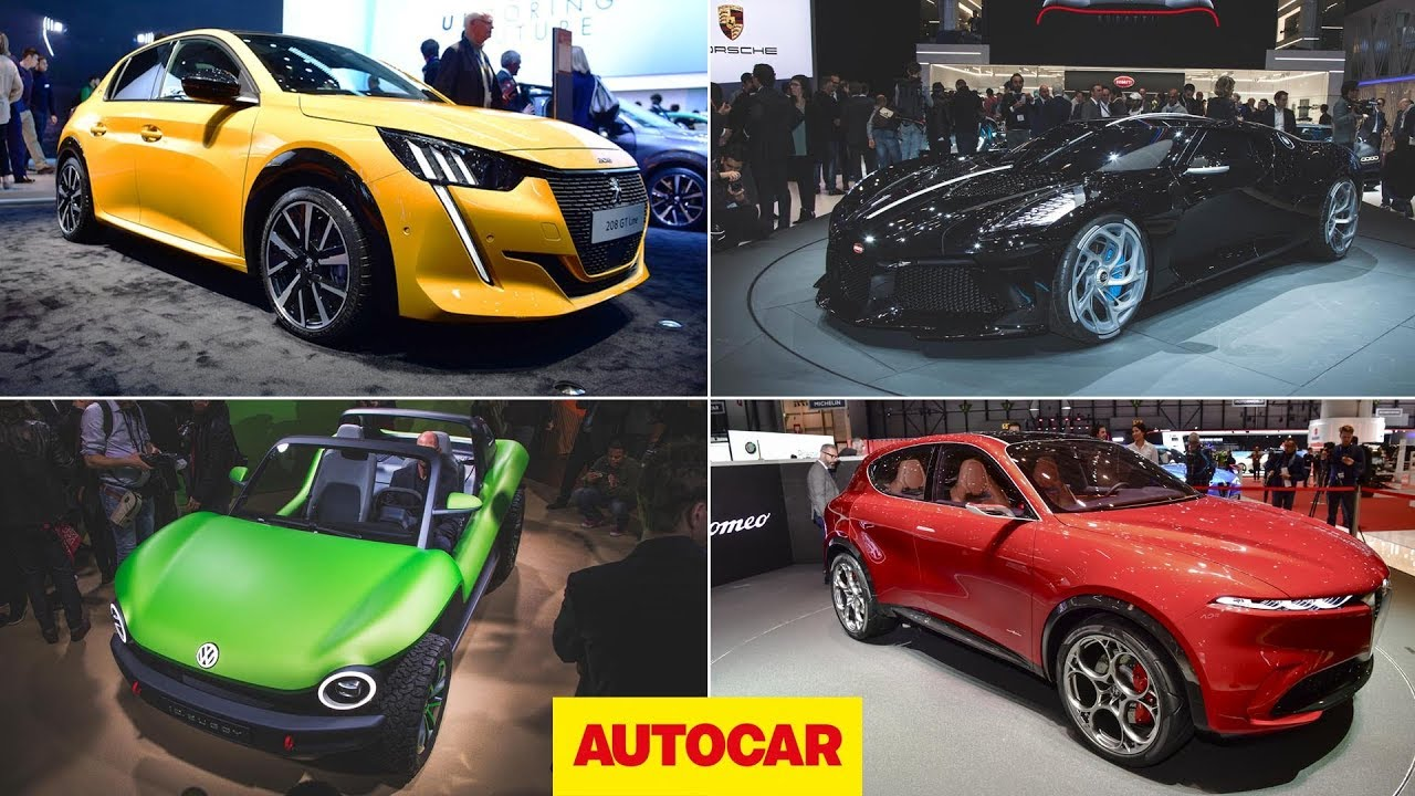 Geneva Motor Show  Cars You Must See Autocar