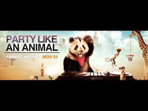 Paul Dave feat. Jonny Rose & Chris Reeder -- Party Like An Animal (Cj Stone Remix)