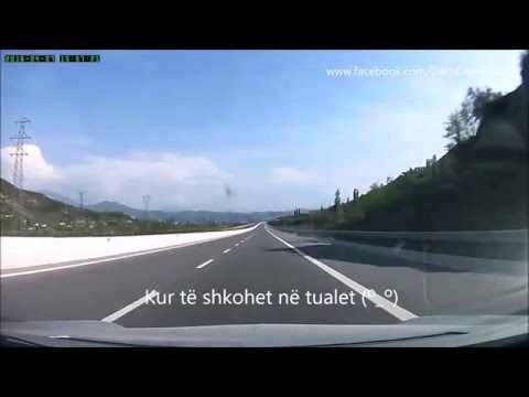 Driving in Albania #3