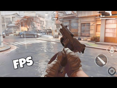 Top 17 Best EVER Campaign FPS Games On Android & IOS! FREE
