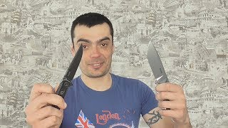 Ножи RUIKE P108-SB и RUIKE JAGER F118