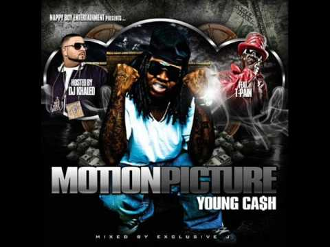 Young Cash - Im A Freak Dirty - Track 23