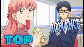 TOP 8: Los MEJORES Animes de COMEDIA ROMANTICA