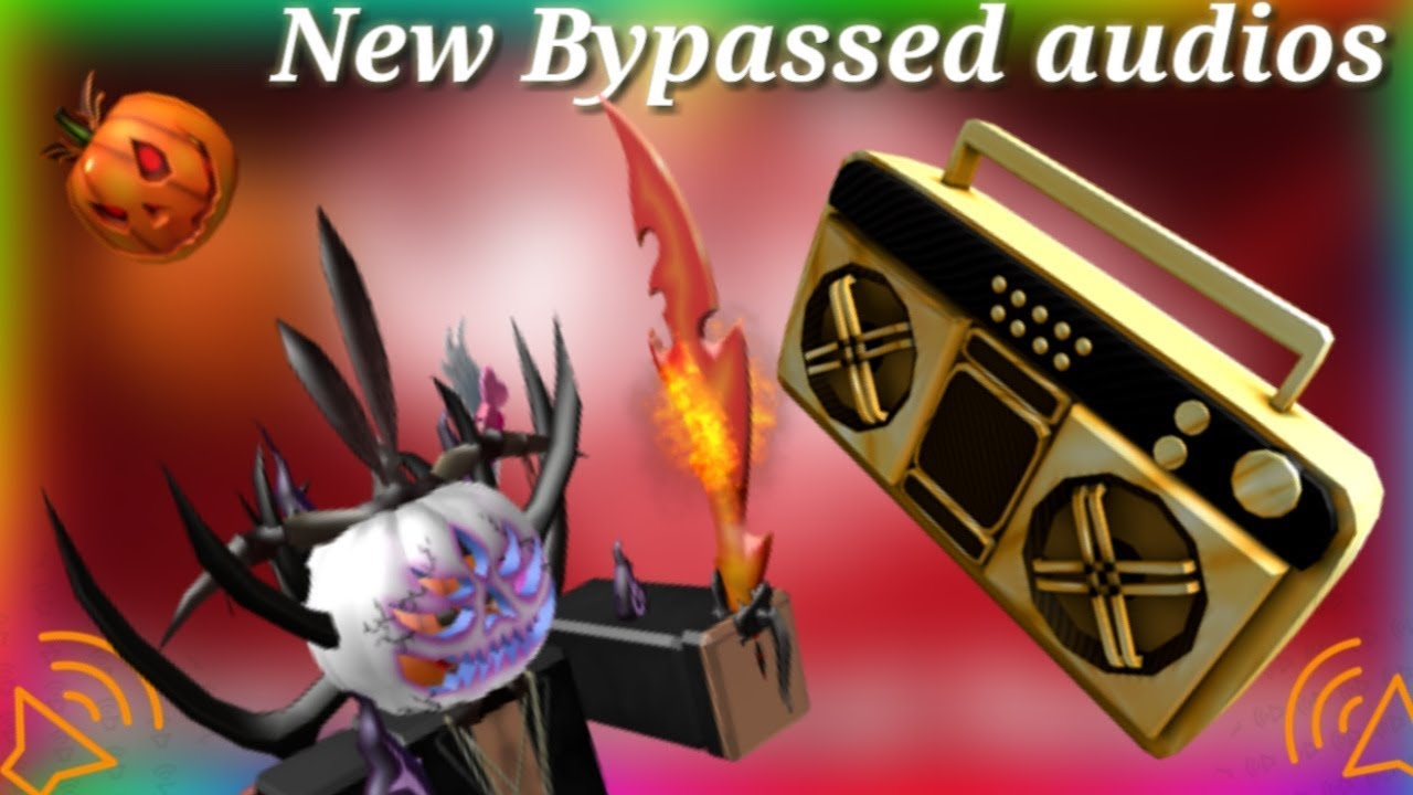 Roblox Bypassed Ids October 2019 By Blazi200