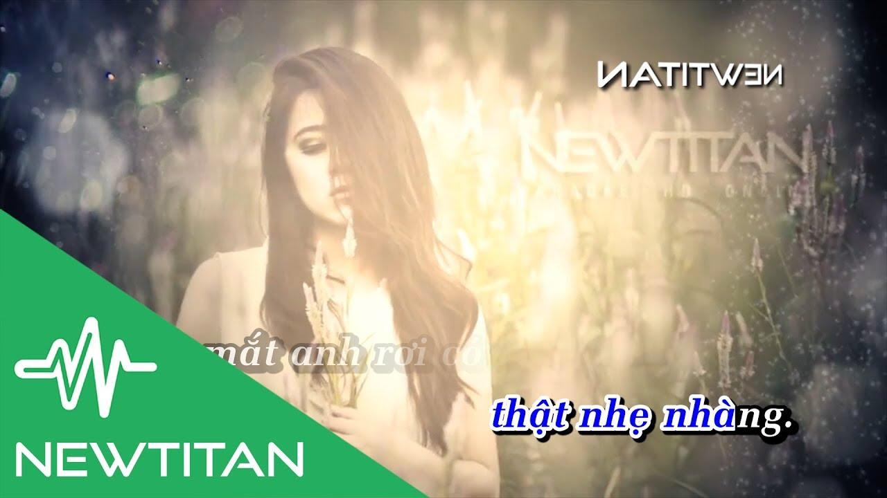 [Karaoke] Chốt Lại Là Em Muốn Chia Tay (Remix) - Châu Khải Phong [Beat]