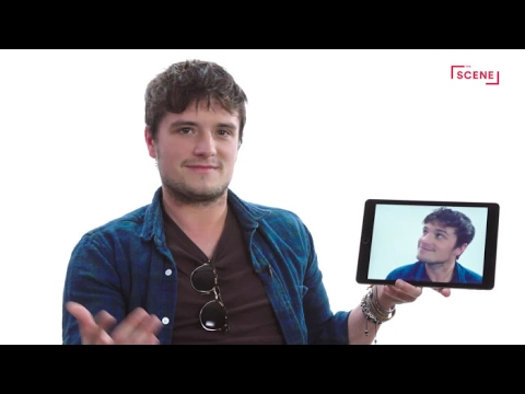 Josh Hutcherson Interviews Himself | The Scene