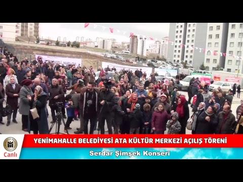 Ata Kültür Merkezi Açılışı