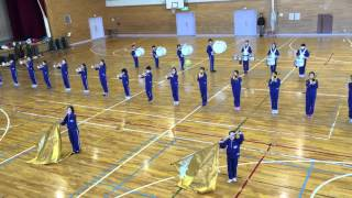 福島県福島市立野田小学校マーチングバンドクラブ