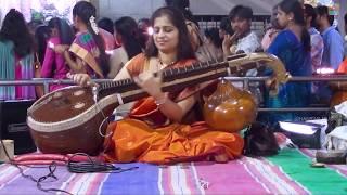 Instrumental| Sri Saraswati | Veena Vadana by Shreelakshmi Das | Jhankar Music