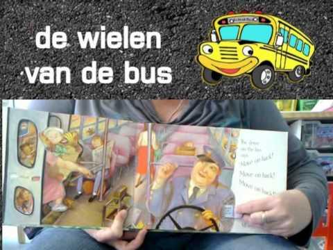 thema verkeer : liedje 'de wielen van de bus' - YouTube