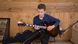 Rancourt Guitars present April Kisses - Eddie Lang - by David Rourke