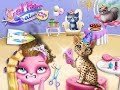 Fun Animals Care & Pet Makeover - Cat Hair Salon Birthday Party - Dress Up Game for Kids