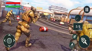 Army Commando Playground - Android GamePlay HD - New Action Games Android 2019
