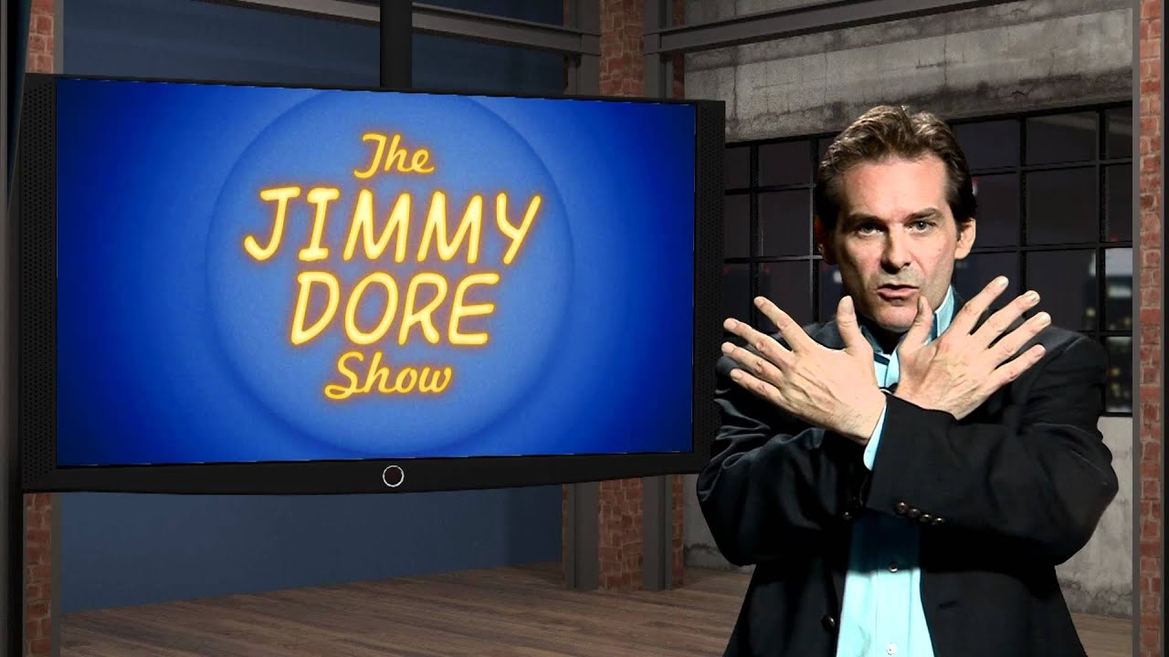 series jimmy dore show february