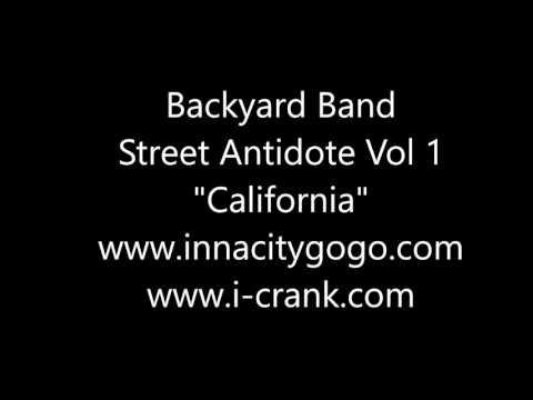 Backyard Band Street Antidote