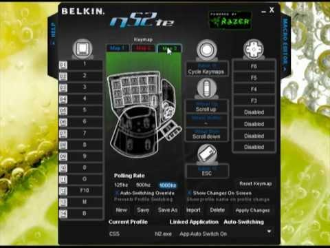 Belkin n52te driver for windows 7.