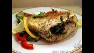 Хек Рыба с картошкой запеченная в духовке   Или что приготовить на ужин?