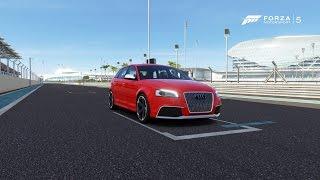 Forza Motorsport 5 - Audi RS 3 Sportback 2011 - Test Drive
