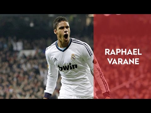 Raphael Varane (France) - Core Workout