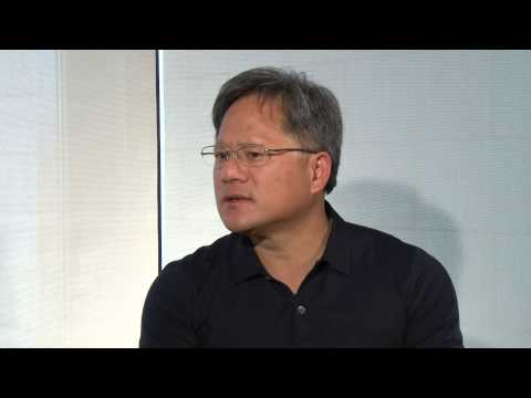 Jen-Hsun Huang's Advice for Students (Extended)