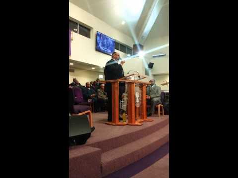 Christopher Hodges Singing Jesus.