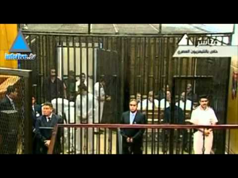 Mubarak stands trial in Cairo