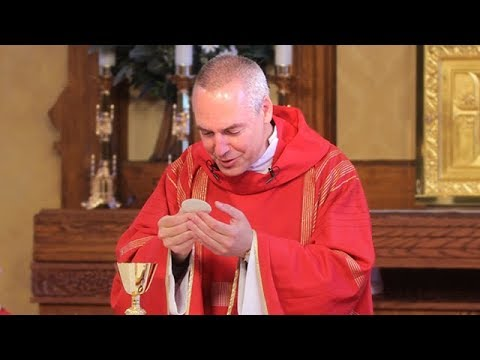 CatholicTV Mass: 8/10/17 | St. Lawrence