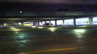 1989 Buick Park Avenue horn in parking garage