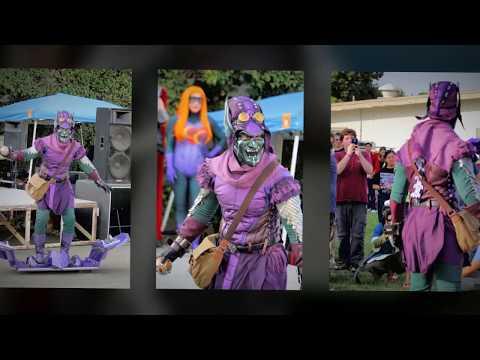 2017 California Republic Comic Con Event Pictures