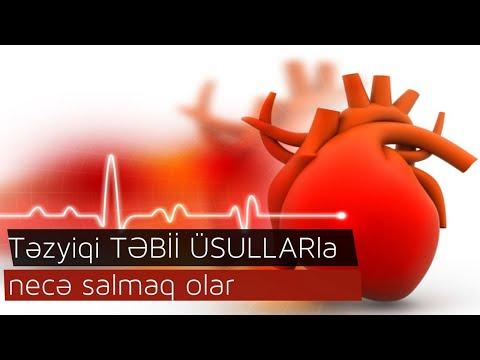 Təzyiqi TƏBİİ ÜSULLARla necə salmaq olar?