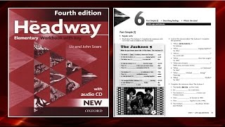 New Headway Elementary Exercise Book 4th -Unit :06